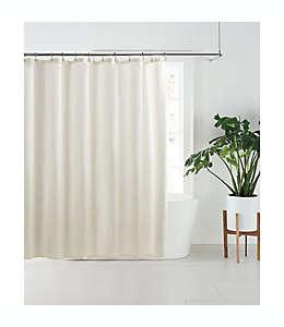 Forro para cortina de baño de poliéster NestWell™ de 1.77 x 1.82 m color marfil