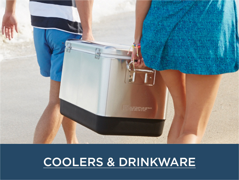 Shop Coolers & Drinkware