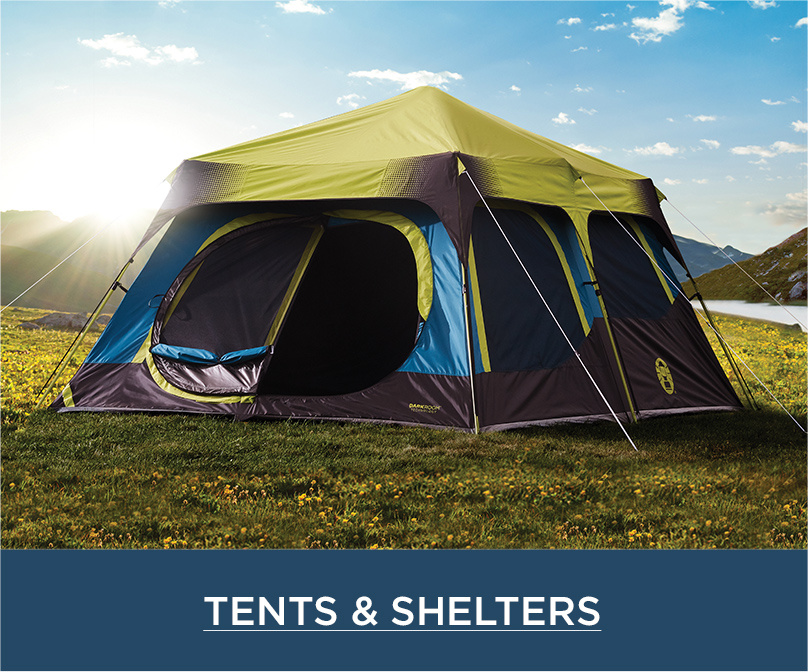 Shop Tents & Shelters