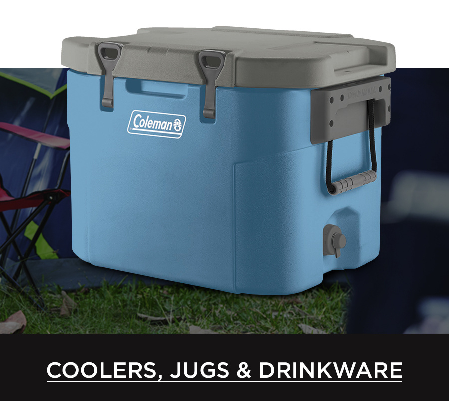 Shop Coolers, Jugs, & Drinkware