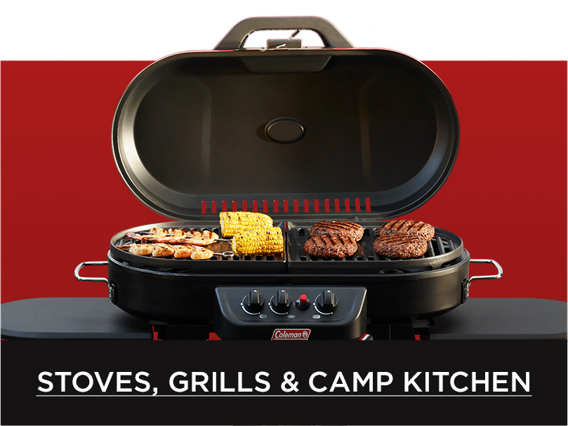 Shop Stoves, Grills & Camp Kitchens