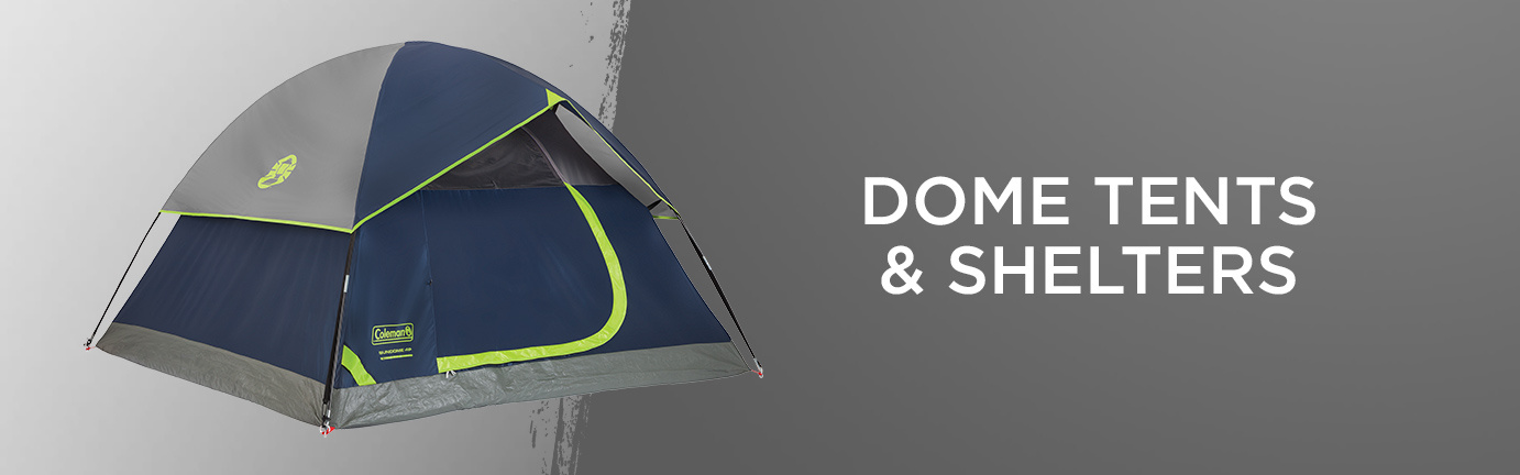 Dome Tents and Shelters