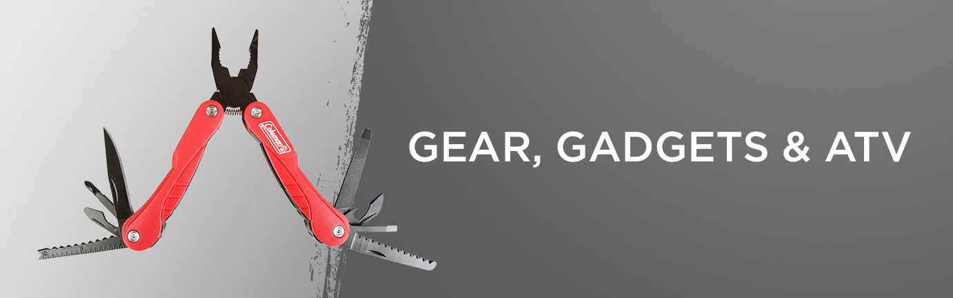 Gear, Gadgets, & ATV