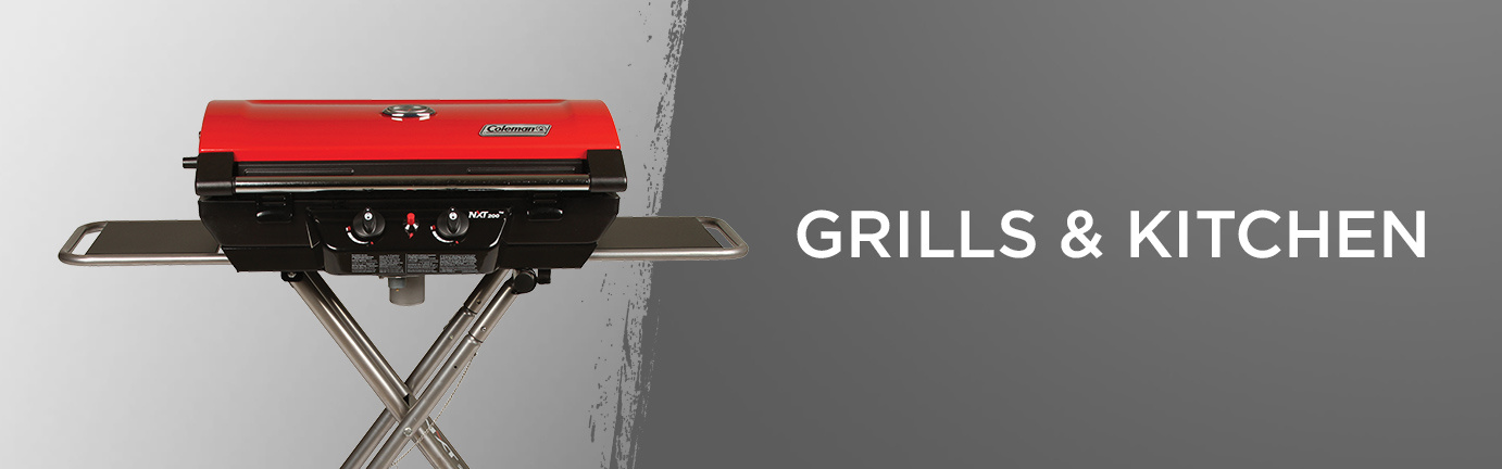Grills & Kitchen