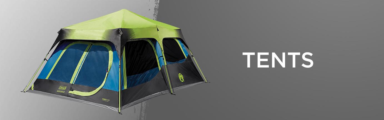 Camping Tents & Cabin Tents | Coleman