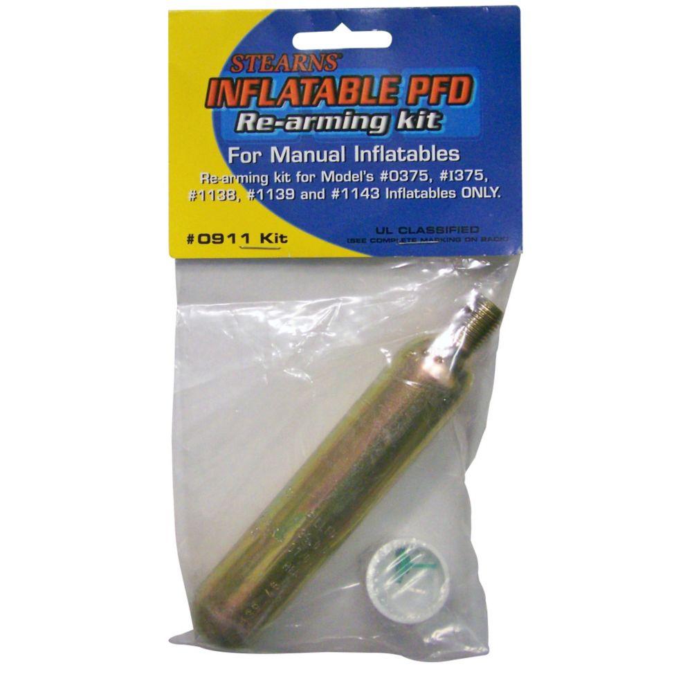 PFD 0911 REARM 33G CO2 KIT C006