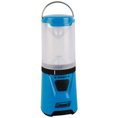 Mini lampião High Tech 3AAA azul
