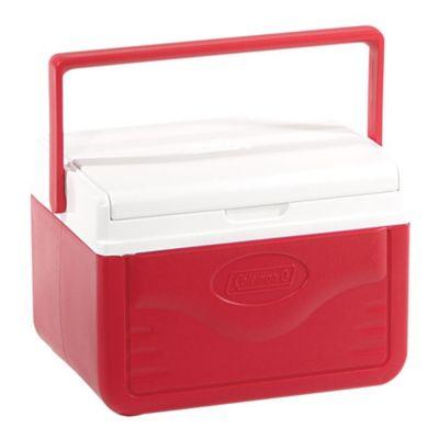 Recipiente Termoplástico vermelho 5QT (4,7L)