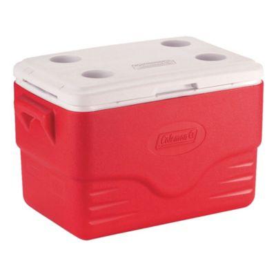 Recipiente Termoplástico vermelho 36QT (34 L)