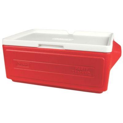 Recipiente térmico empilhável STACKER vermelho 25QT (23L)