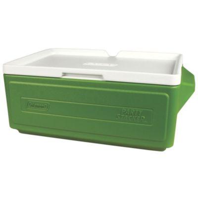 Recipiente térmico empilhável STACKER verde 25QT (23L)