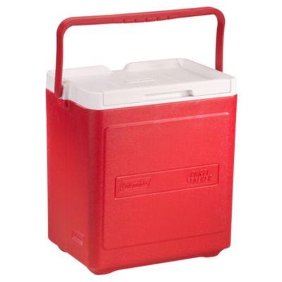 Recipiente térmico empilhável STACKER vermelho 18QT (17L)