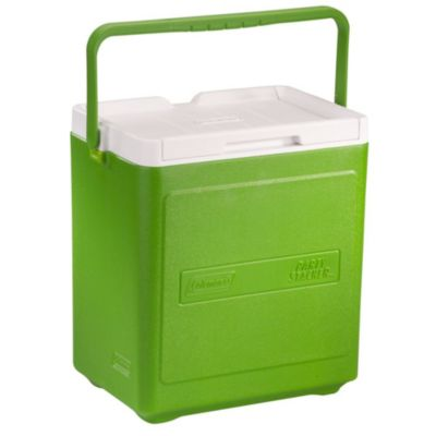 Recipiente térmico empilhável STACKER verde 18QT (17L)