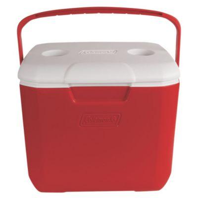 Recipiente Termoplástico vermelho 30QT (28L)