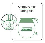 String Tie #11 Mantles