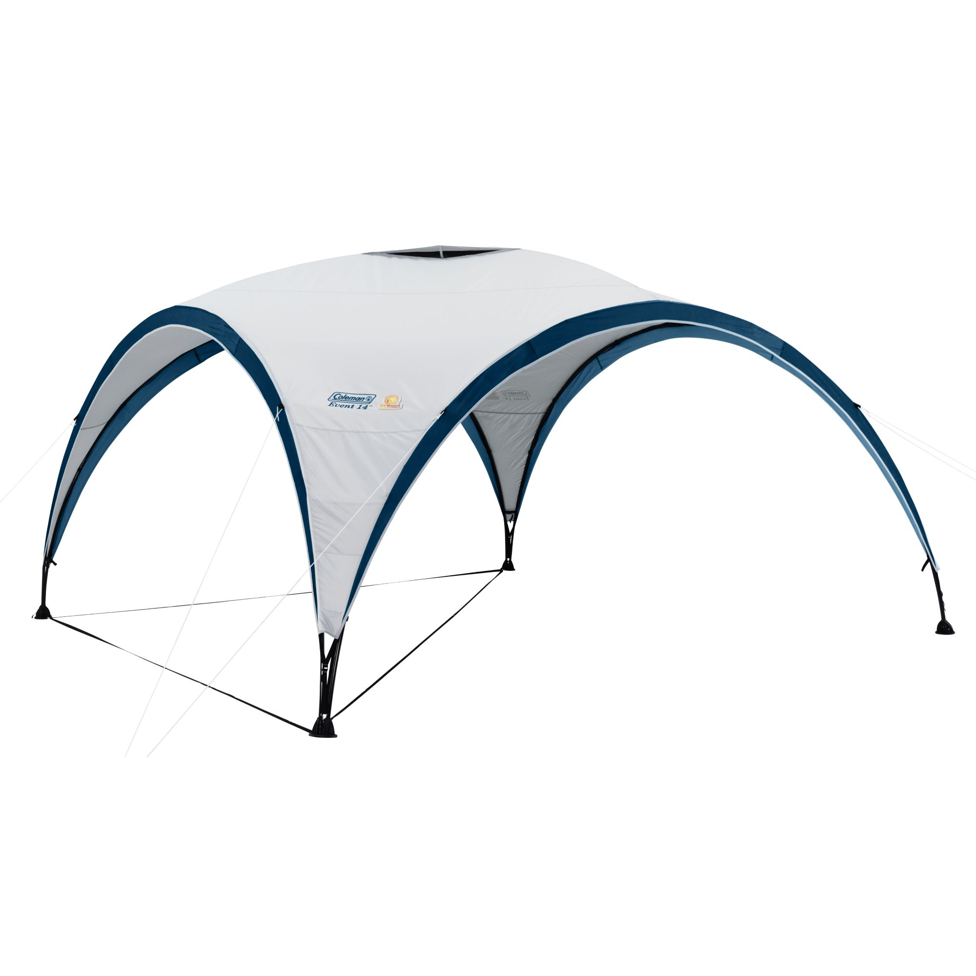 Coleman 42 X 42m Shelter With Sunwall