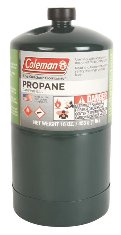 Coleman® Lightweight LPG Bottle