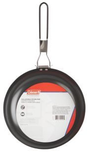 Steel Non-Stick Frying Pan - 22cm