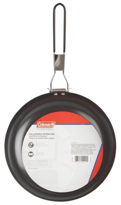 Steel Non-Stick Frying Pan - 22cm