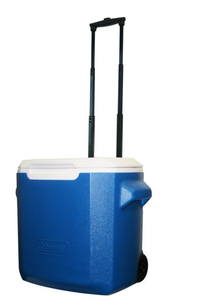 26L Wheeled Cooler Blue
