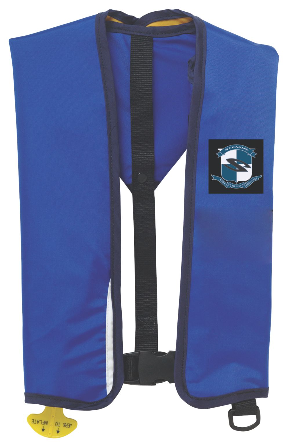 1271 Manual Inflatable Life Jacket