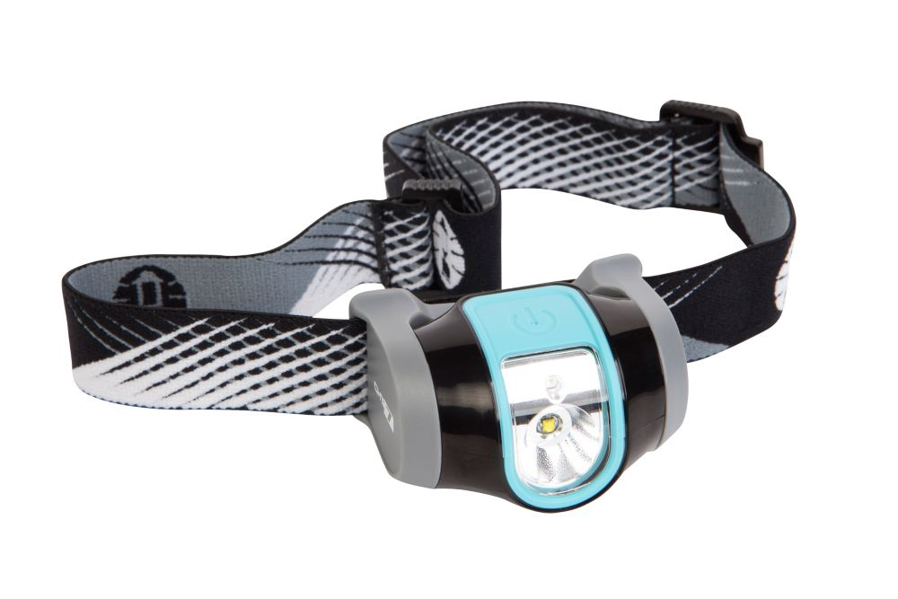 Headlamp CHT7 (Black & Blue)