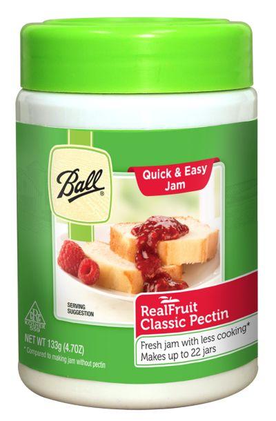 Ball® Real Fruit Classic Pectin