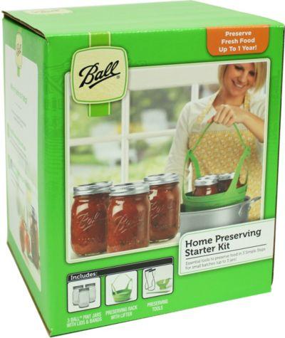 Home Preserving Starter Kit