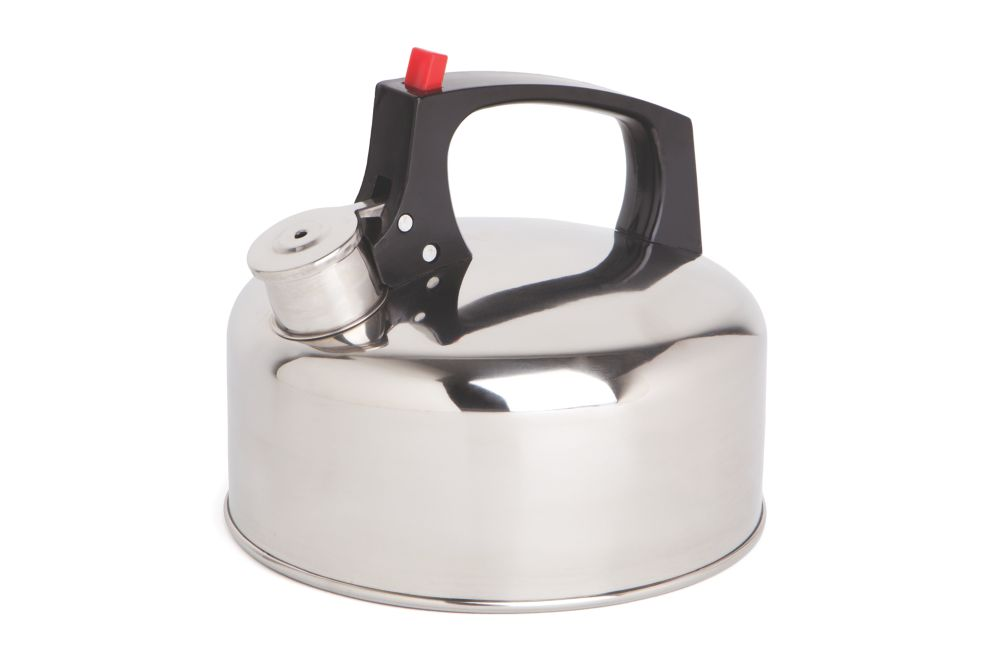 Stainless Steel Whistling Kettle (2.5L)