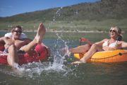 River Tube Float