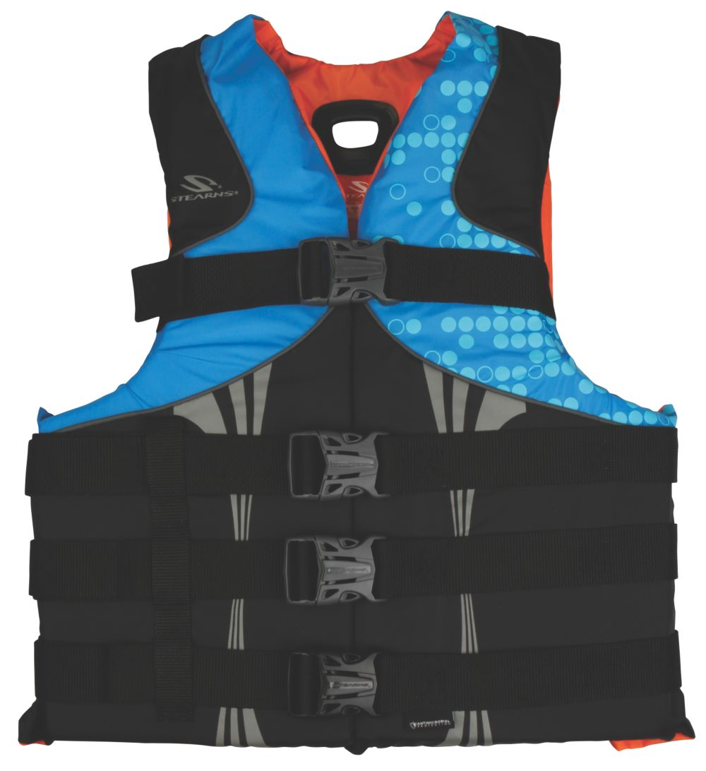 INFINITY SERIES ANTIMICROBIAL NYLON LIFE JACKET S/M