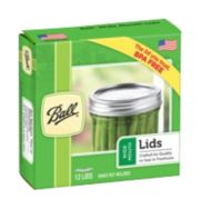 Ball® Wide Mouth Lids 12 Pack