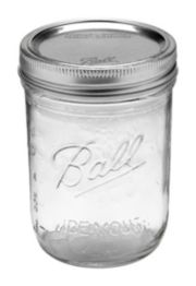 Ball® Wide Mouth 16oz Pint Jar