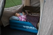 DuraSleep Queen Double High