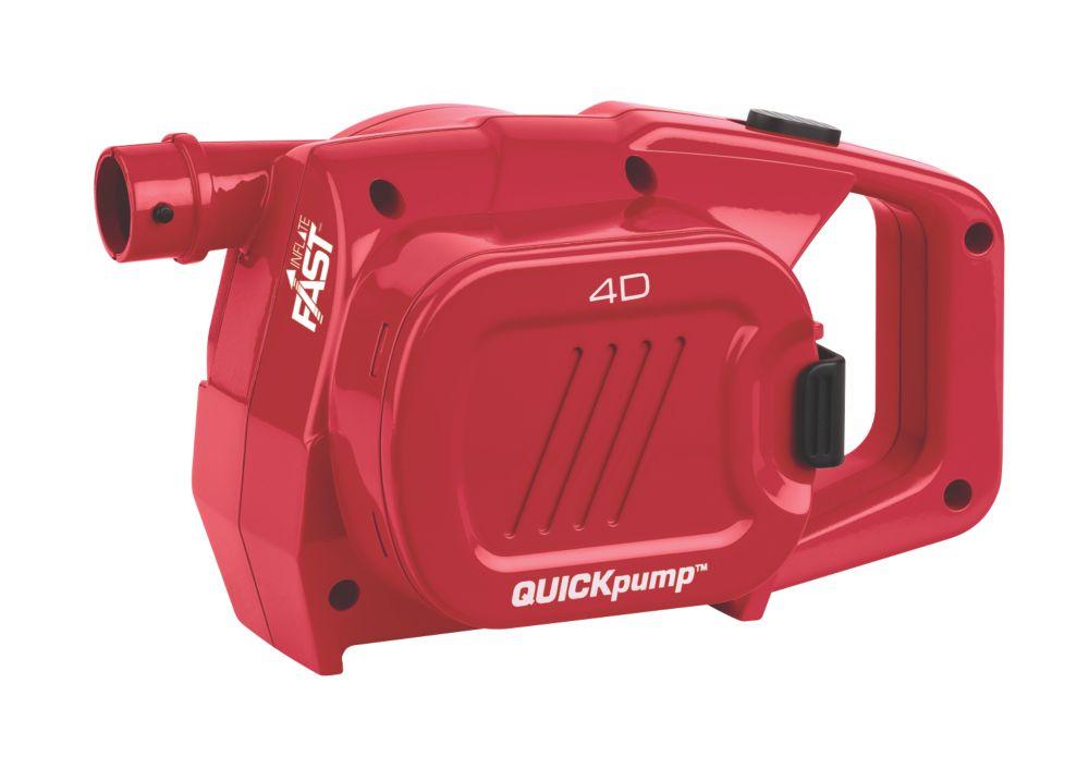 QuickPump™ 4D