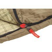 zipper on sleeping bag image number 1