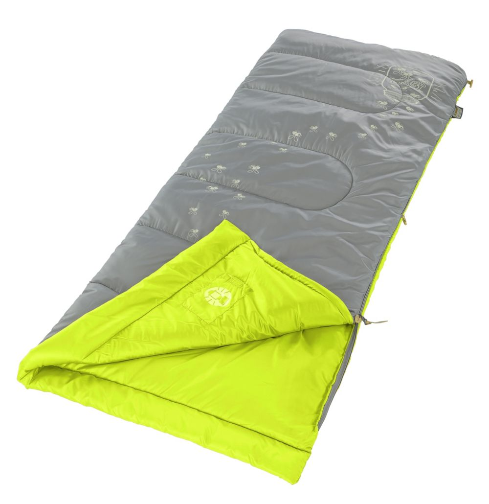 Fyrefly IllumiBug Sleeping Bag Green