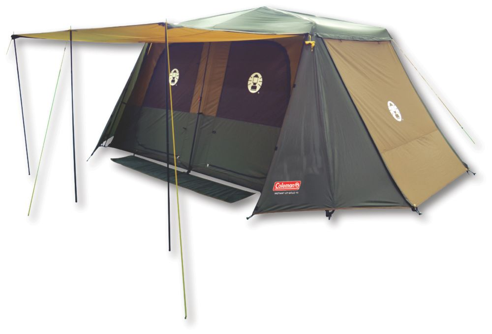 Fly for Tent Instant Up 10P Gold