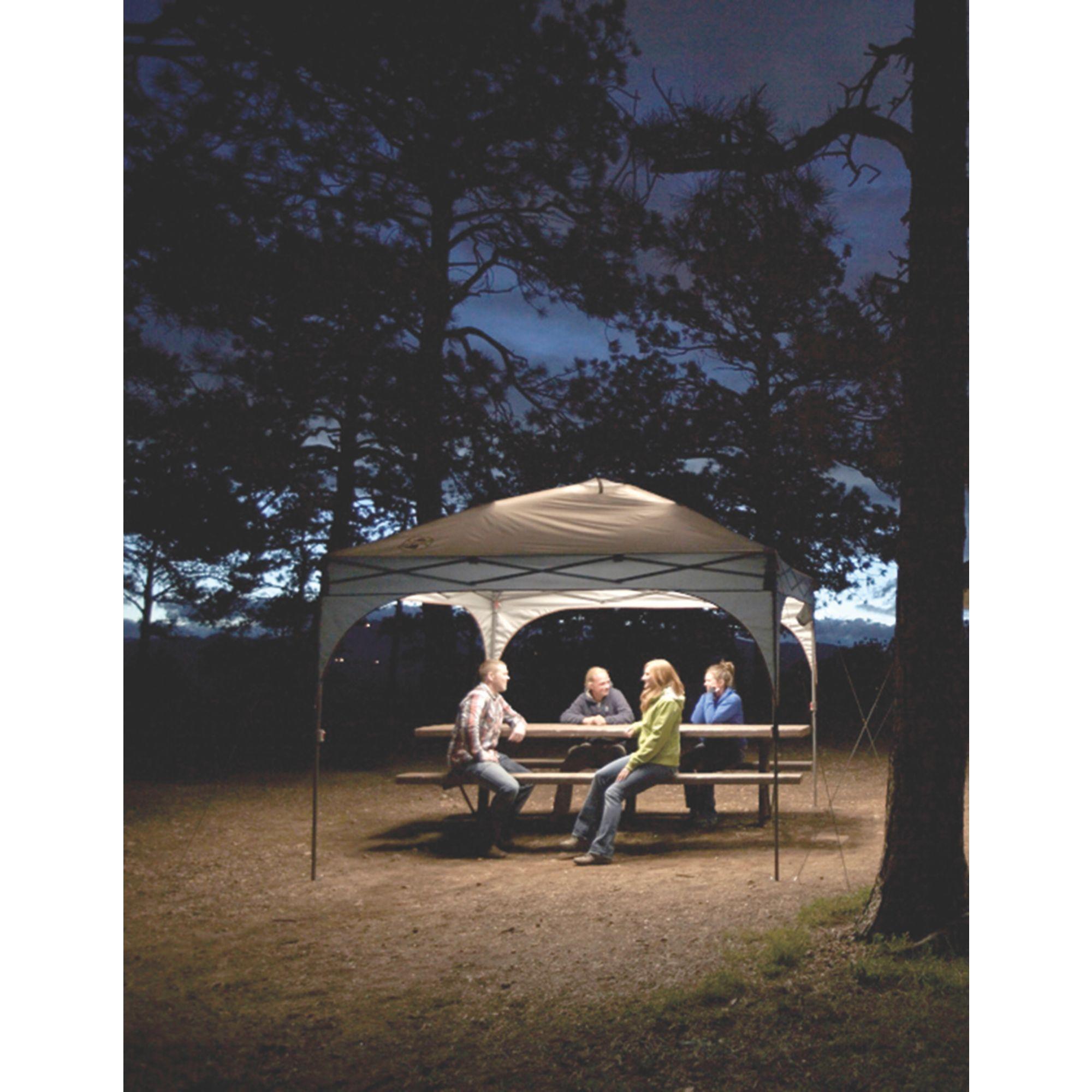 All NightTM Instant Lighted Shelter 3M X
