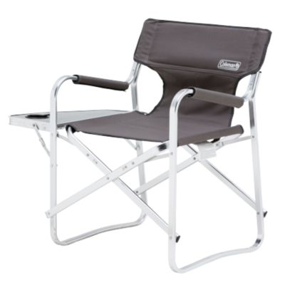 Chair Flat Fold Director's Plus (Grey)