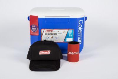 15L Cooler Combo (with Bonus Stubby Cooler & Trucker Hat)
