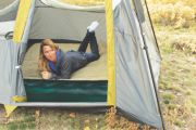 Single High Airbed – Twin