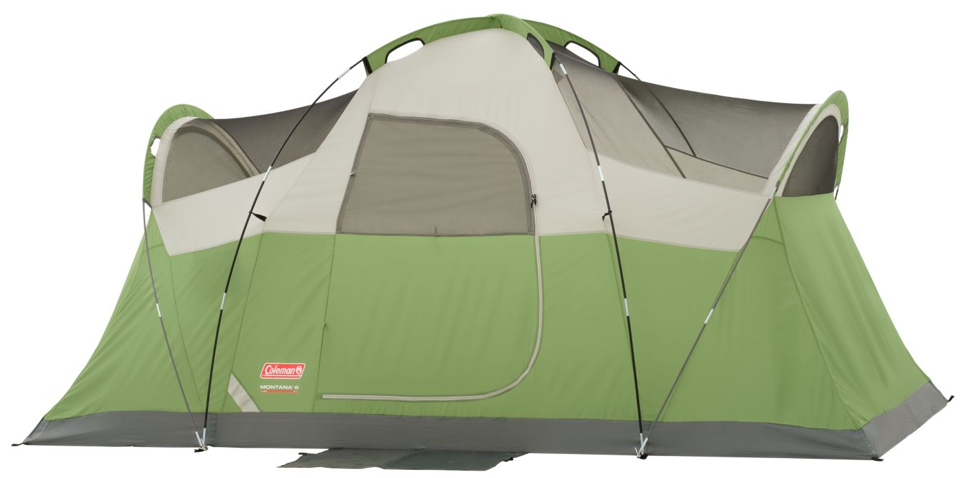 Montana™ 6-Person Tent · Montana™ 6-Person ...  sc 1 st  Coleman & 6 Person Tents | Camping Tent | Coleman