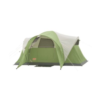6-Person Montana™ Cabin Camping Tent with Extended Awning