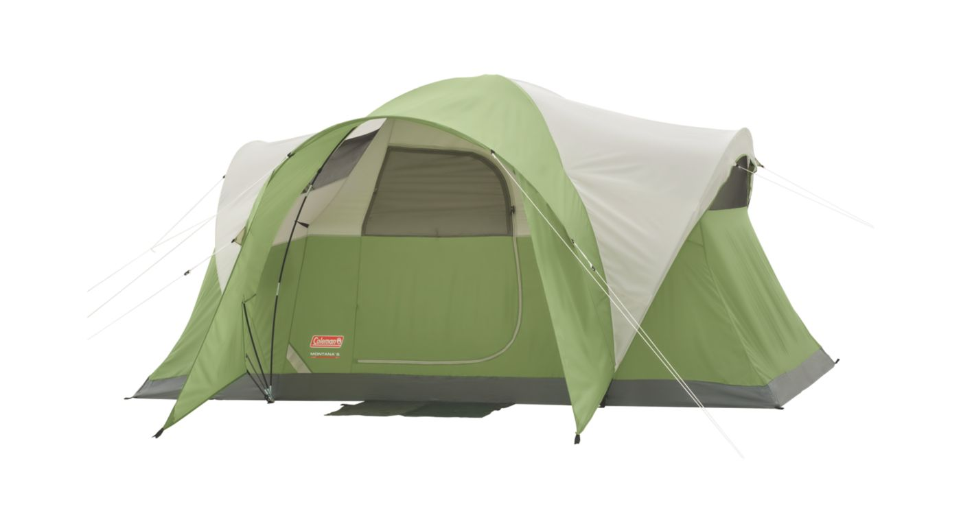 Montana™ 6-Person Tent  sc 1 st  Coleman & 6 Person Tents | Camping Tent | Coleman