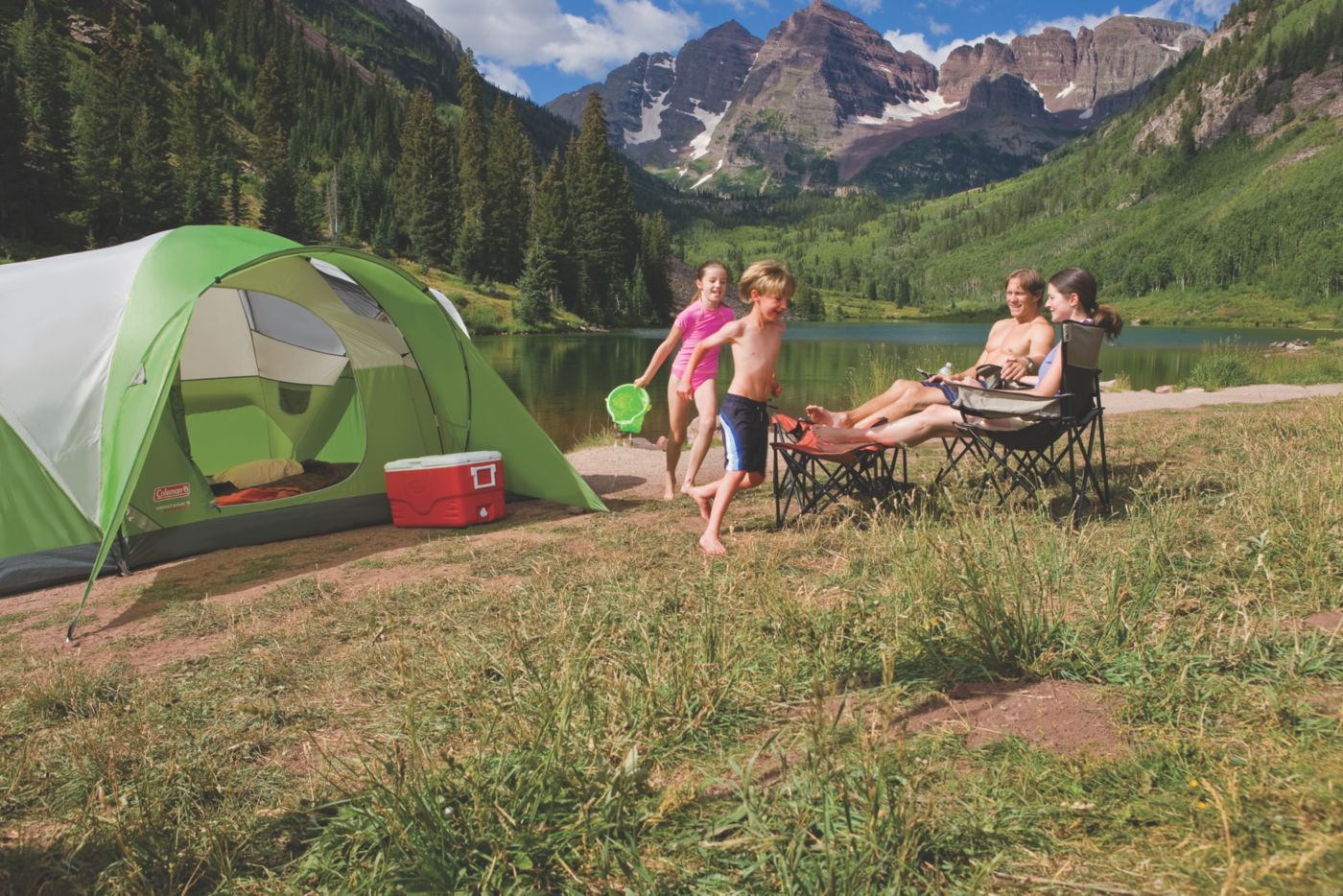 ... Montana™ 6-Person Tent  sc 1 st  Coleman & 6 Person Tents | Camping Tent | Coleman