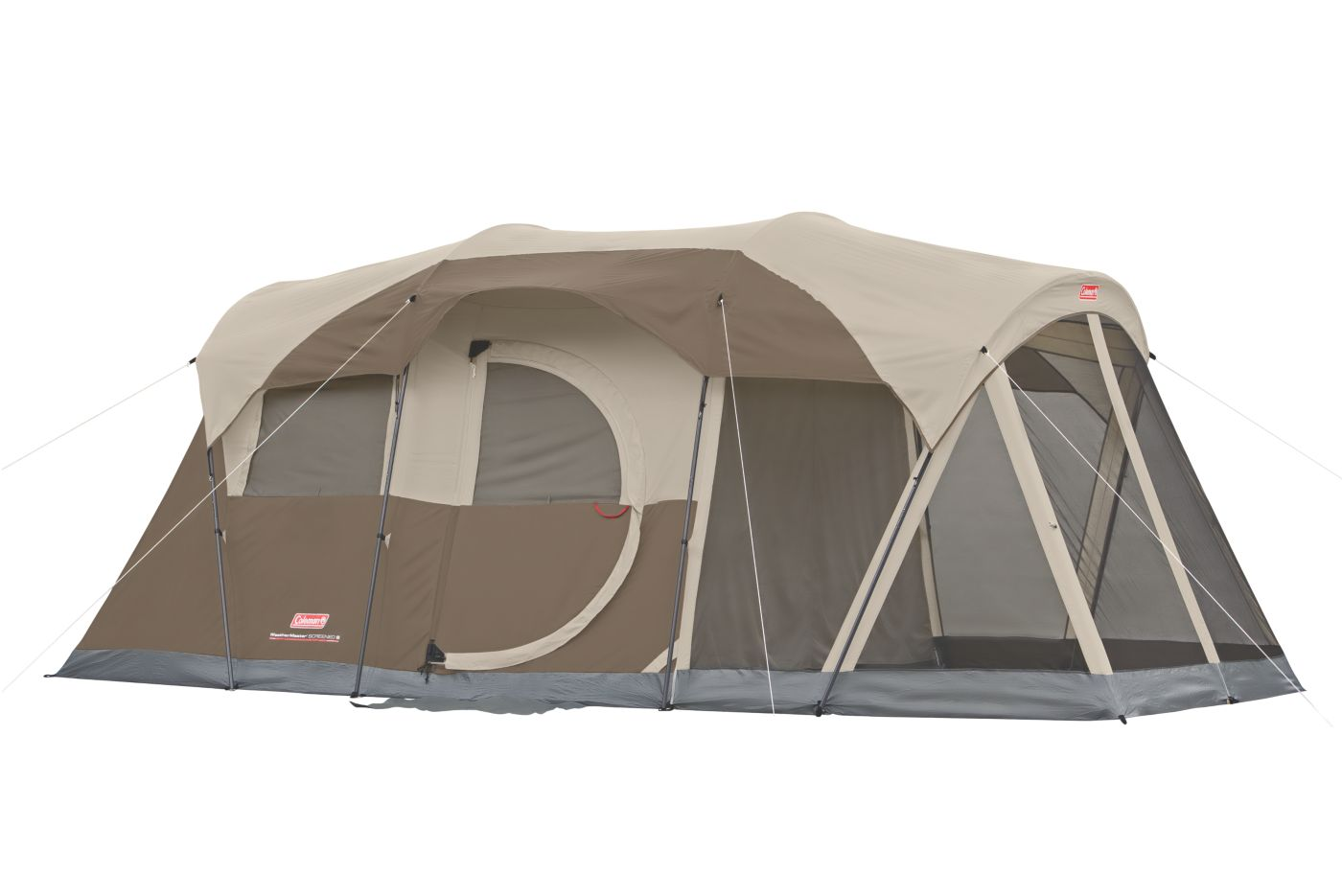 WeatherMaster® 6 Screened Tent  sc 1 st  Coleman & 6 Person Tent | Screened Tents | Coleman