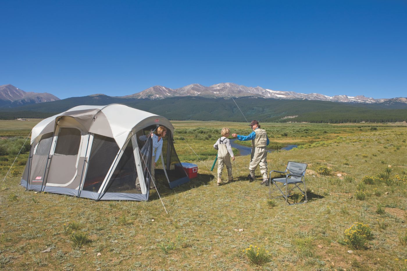 ... WeatherMaster® 6-Person Tent with Screen Room ...  sc 1 st  Coleman & WeatherMaster® 6-Person Tent with Screen Room - USA