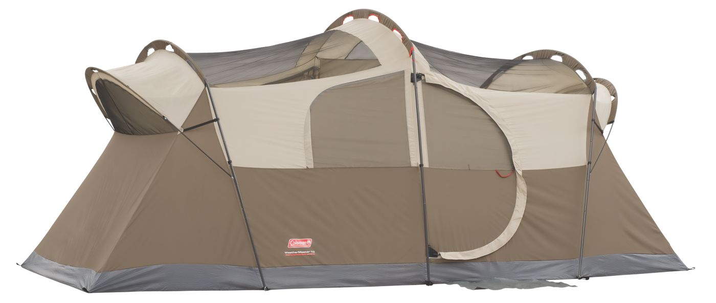 ... WeatherMaster® 10-Person Tent ...  sc 1 st  Coleman & 10 Person Tent | Big Camping Tents | Coleman