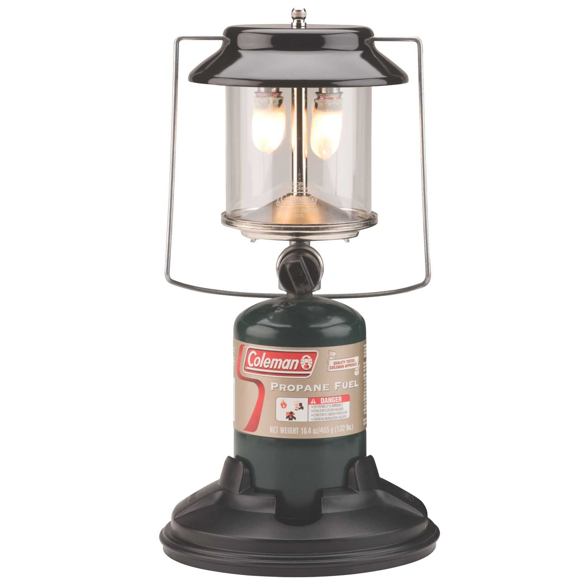 Two Mantle Quickpack Lantern